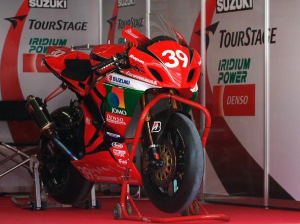 Yoshimura Suzuki pojede pouze 3 až 4 závody