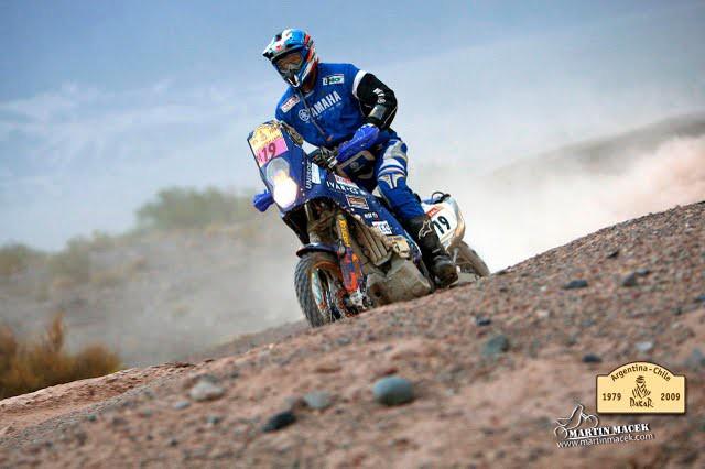 Blíží se Rallye Dakar 2010