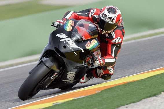 Barbera ukonèil testování v Jerezu
