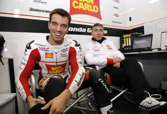 Moto2: Rozezlený De Angelis