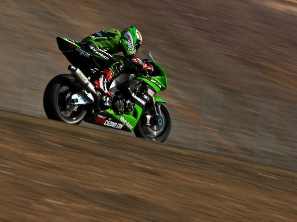 WSBK: Kawasaki testuje v Cartagenì