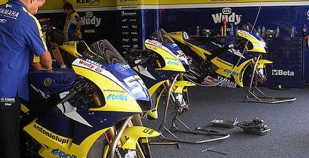 MotoGP: Ze� v boxu Tech3 z�stane