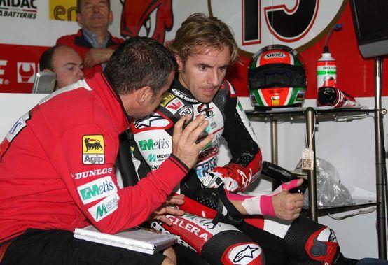 Roberto Locatelli ukonèil závodní kariéru