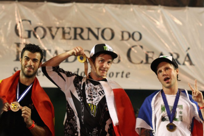 MS Freestyle Motokros � Night of the Jumps, Braz�lie