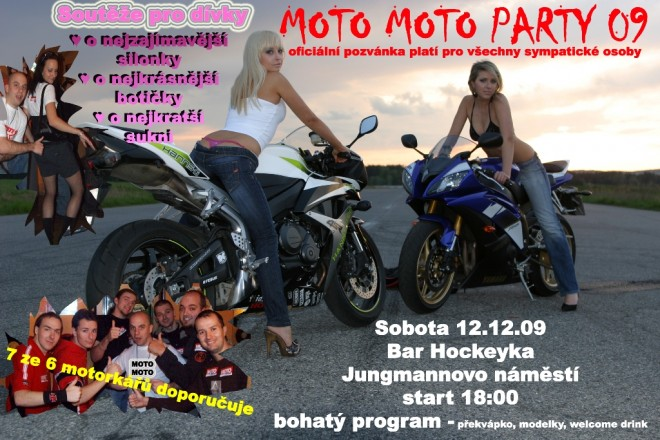 MotoMoto Párty 2009