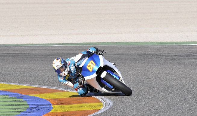 Moto2 - testy ve Valencii, 3. den