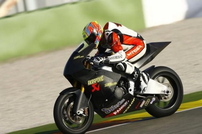 Moto2: Suter je schopen dodat celkem 15 motocyklù