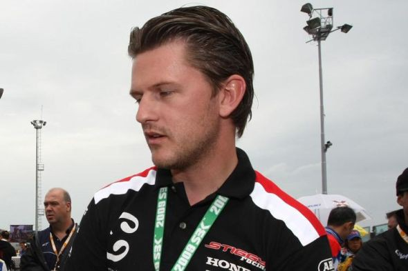 WSBK: Team Stiggy skon�il