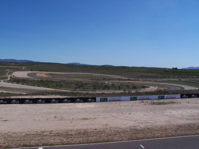 Moto2: Testy v Almerii - 1. den