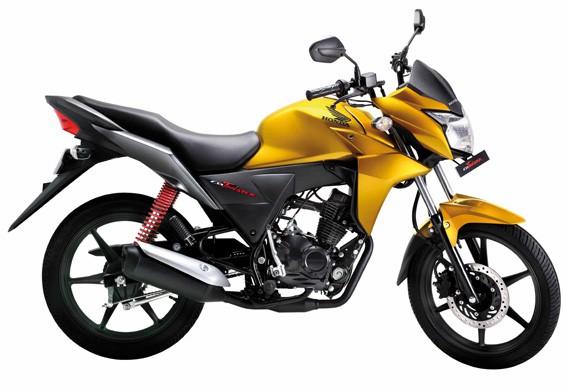 Indická Honda CB 110 Twister