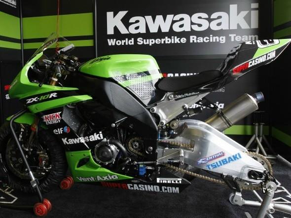 WSBK: Kawasaki ukon�ila testov�n� v Almerii