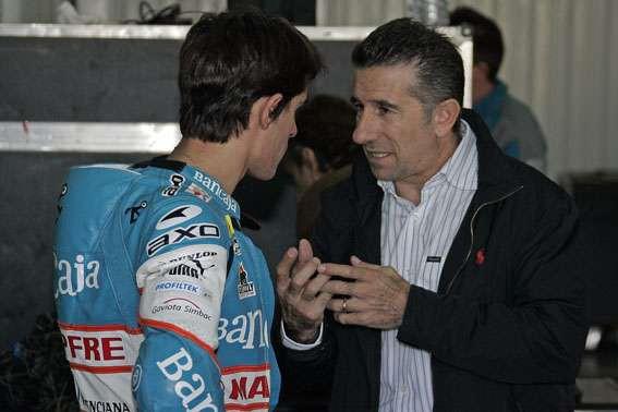 Moto2: Aspar se stále ještì nerozhodl