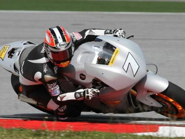 MotoGP: Aoyama a Simoncelli testují v Sepangu (1. den)