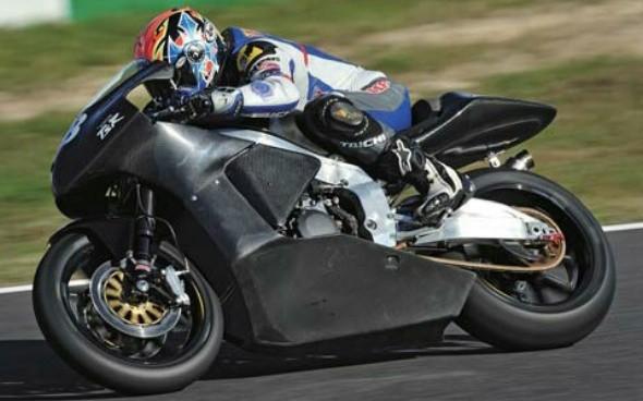 Moto2: Návrat týmu JiR se šasím TSR