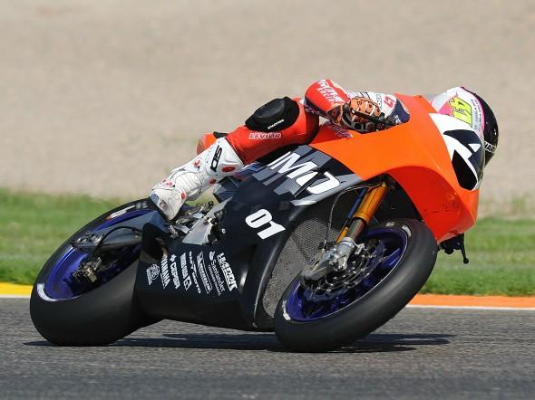 Moto2: Antonio Banderas sponzorem