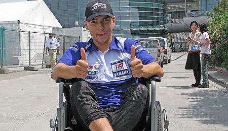 Lorenzo: V roce 2008 jsem chtìl skonèit se závodìním