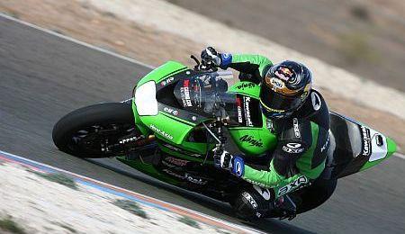 WSBK: Kawasaki ukonèila testování v Jerezu