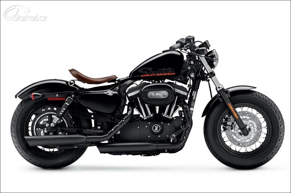 Harley Davidson Forty Eight Cz