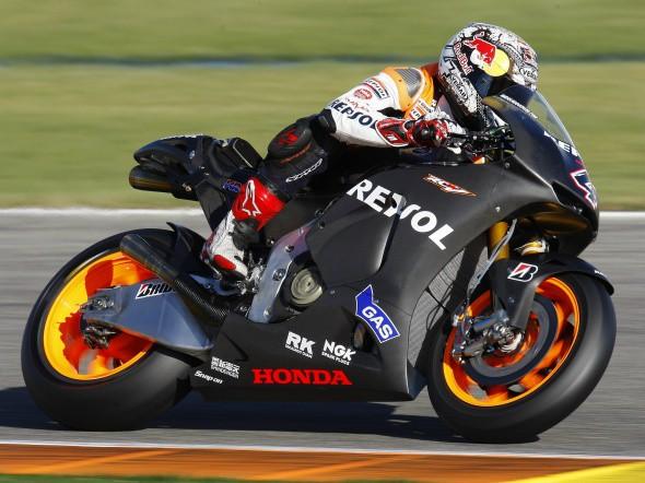 MotoGP: Termíny testù v roce 2010