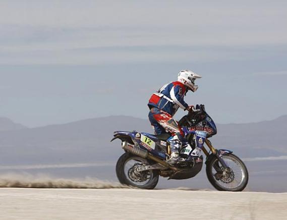 Rally Dakar - Etapa 4 a konec dalších èeských nadìjí