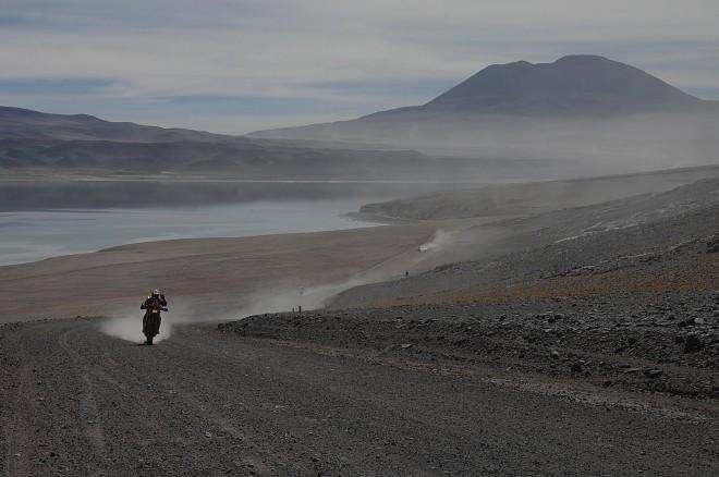 Rally Dakar a další èerný den