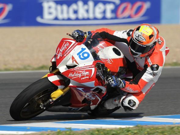CEV Moto2: Xavier Simeon pojede za tým Holiday Gym Racing