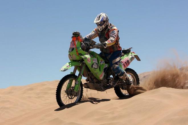 Rally Dakar 7. a 8. etapa a volný den