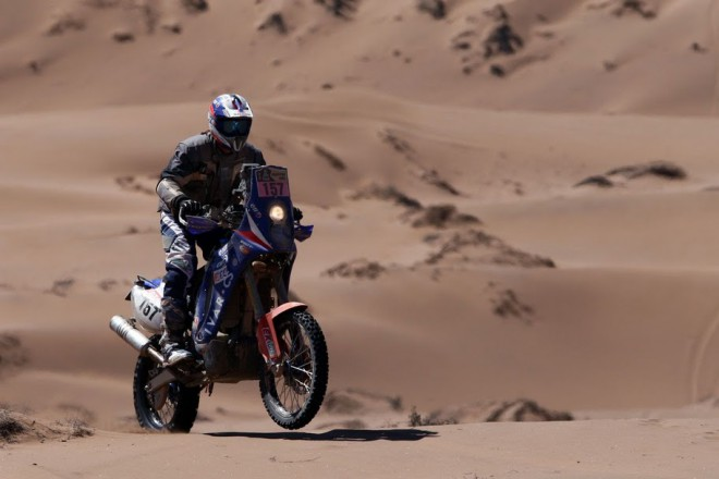 Rally Dakar - Etapa 9