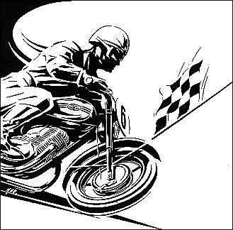 Výbìr motorky za èasù našich dìdeèkù
