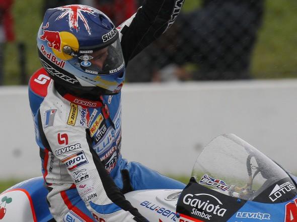 Moto2: Redding a Lonbois, nov� dvojice Marc VDS Racing