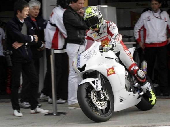 Moto2: Další Rus do svìta Grand Prix!