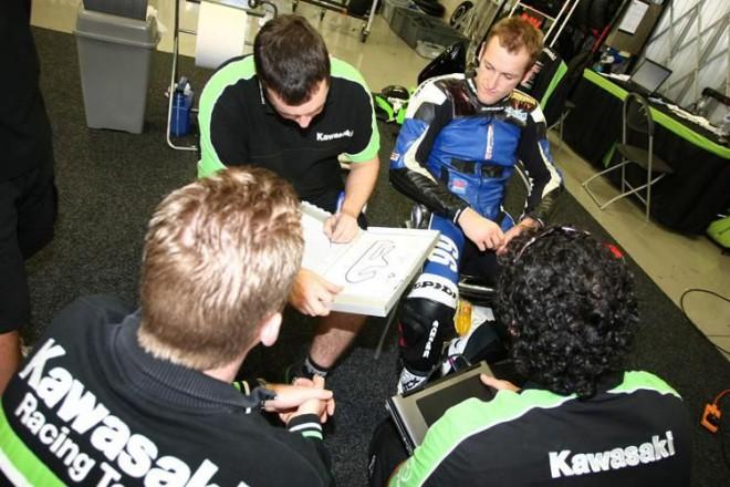 WSBK: Kawasaki èeká ještì hodnì testování