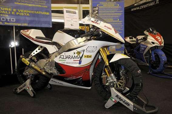 Moto2: Alex Baldolini za tým Caretta Racing