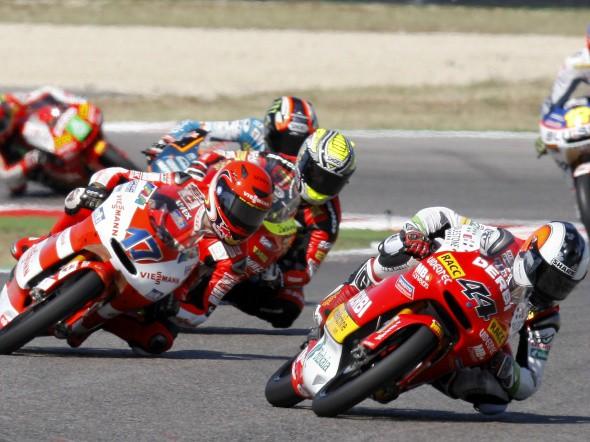 MotoGP: Tøída 125 ccm se do konce roku 2014 nebude mìnit