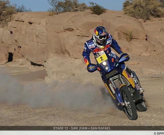 Rally Dakar: Etapy 12 a 13
