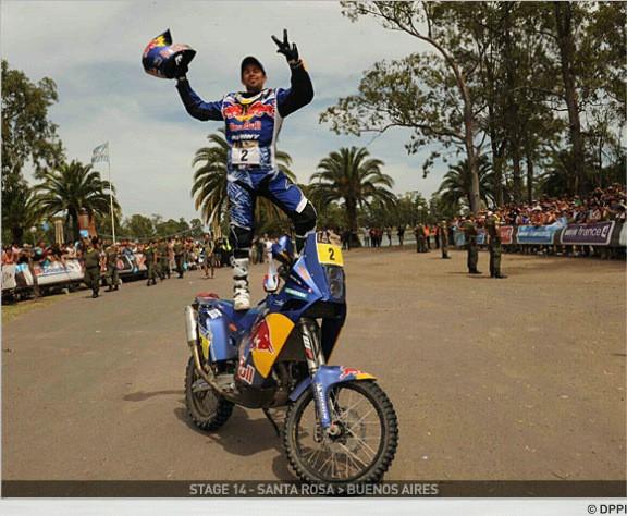 Dakarské finále a souhrn etap