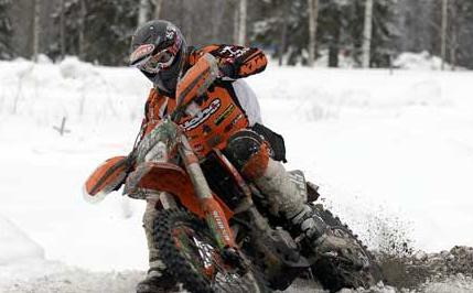 Motoráj Snow Rallye již 22.-24.1. 2010!