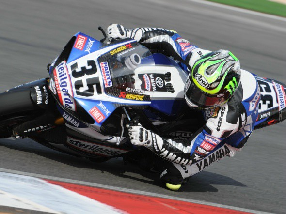 WSBK: Crutchlow doufá, že lépe porozumí motorce