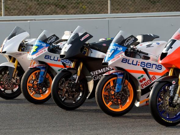 MotoGP: Startovní listina Moto2