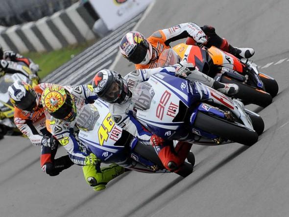 MotoGP: Startovní listina MotoGP