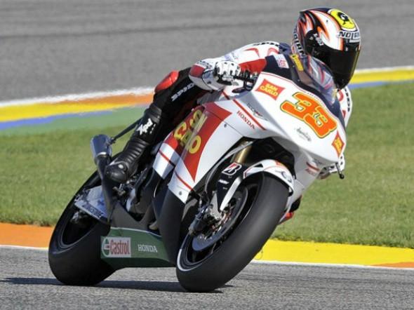 MotoGP: Dvì chyby ve startovní listinì