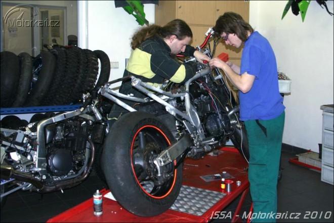 Motomechanik a Motodiagnostik - vzdìlávání