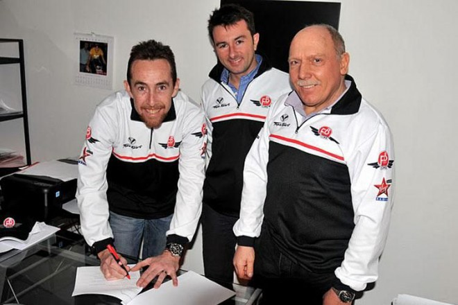 FB Corse: Garry McCoy pojede MotoGP