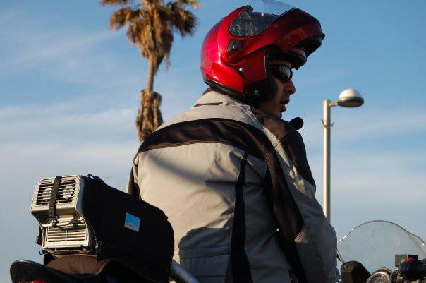 Klimatizace na motocykl BikeAir-1