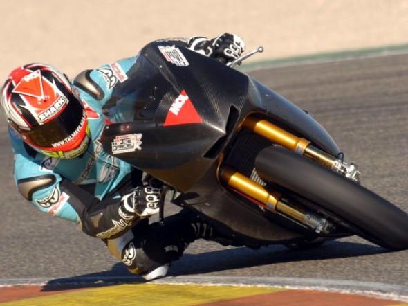 Moto2: Talmacsi v nových barvách