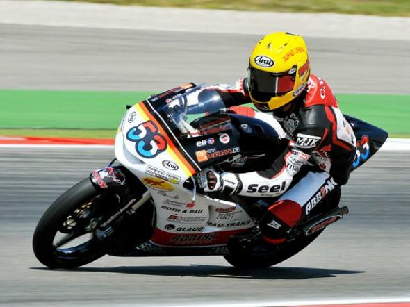 125 ccm: Jasper Iwema pojede závody Grand Prix