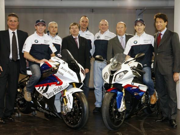 BMW: Cílem jsou podiová umístìní