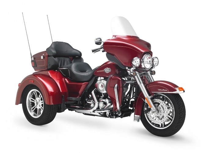 2010 Harley-Davidson Tri Glide Ultra Classic a Road Glide Trike