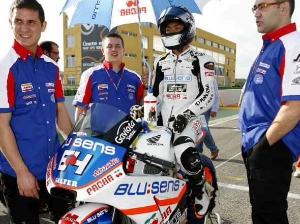 Moto2: Aoyama ukonèil závodní kariéru (zatím?)