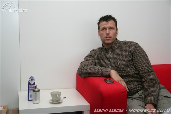 Rozhovor s Martinem Mackem